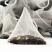 Piramida ceai Kuchipudi Masala Chai cu ghimbir