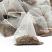 Piramida ceai Rooibos din fructe si flori cu lavanda
