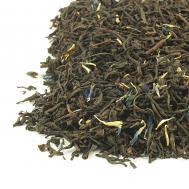 Ceai negru Earl Grey cu flori de albastrele